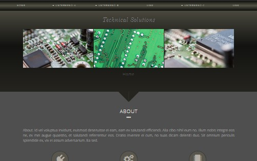 Alle Homepage Vorlagen kostenlos kostenlose Homepagevorlagen ...