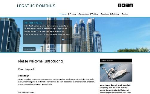 Homepage Vorlagen Free Download Homepage Vorlagen templates websites ...